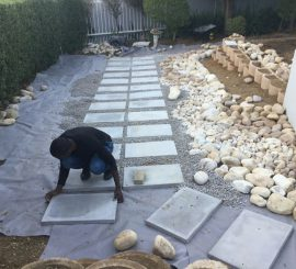 Beautiful Installed paving in Pinelands